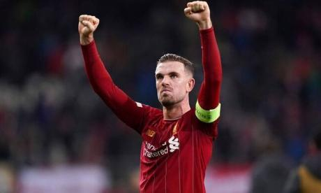 Jugadores del Liverpool manifiestan su desacuerdo con la Superliga
