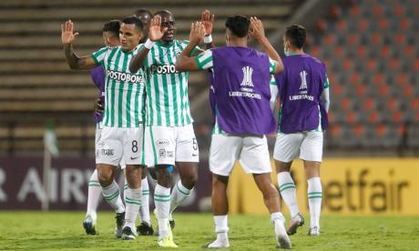 Nacional se enfrentará a la U. Católica por la Copa Libertadores