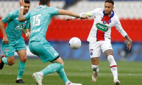 Neymar aseguró que está en su mejor momento en París