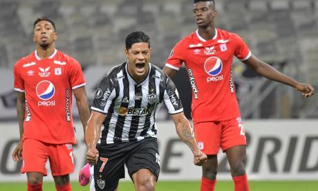 Atlético Mineiro vs. América, Copa Libertadores