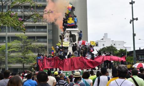 Siga aquí todo sobre el paro nacional 28A en Barranquilla y el Atlántico