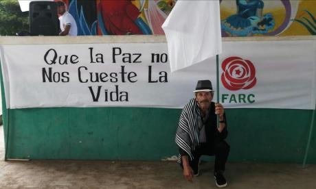 Abril, uno de los meses con más asesinatos de exFarc