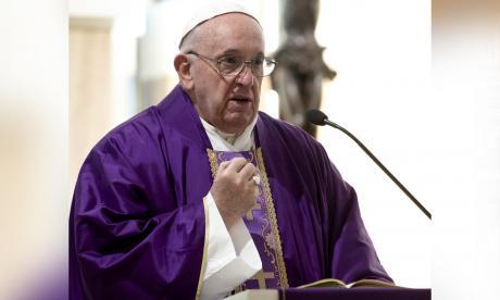 El papa pide a los venezolanos buscar el camino de la unidad nacional