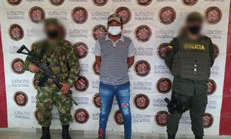 Envían a la cárcel a sindicado de asesinar a líder social en Córdoba