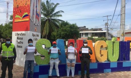 Sindicatos en Córdoba invitan a protestar desde casa
