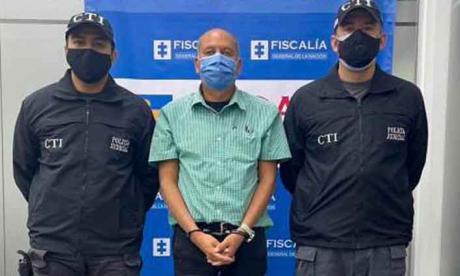 Capturan a acusado de planear ataque contra Embajada de EE. UU. en Bogotá