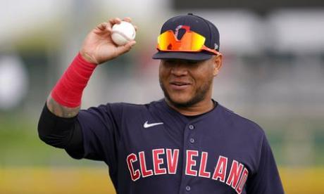 Harold Ramírez es llamado a Grandes Ligas por los Indios de Cleveland