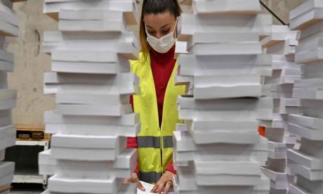 Denuncias de fraude en el voto por correo
