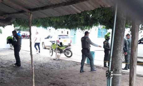 Recompensa para esclarecer asesinato de dos policías en Tierralta