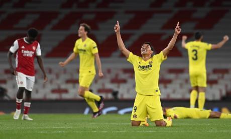 Carlos Bacca jugará la final de la Liga de Europa