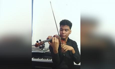 El 'Mozart' costeño que hace champeta en formato sinfónico