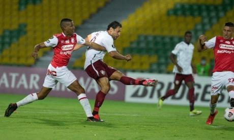 Santa Fe se enfrentará mañana a Fluminense