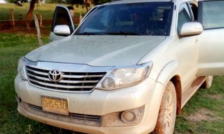Hallan cadáver baleado en el maletero de una camioneta en Córdoba