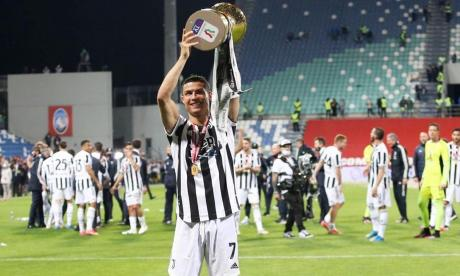 El otro logro de Cristiano: campeón de todo en Italia, España e Inglaterra