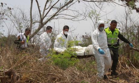 Hallan hombre incinerado en área rural de Fundación, Magdalena