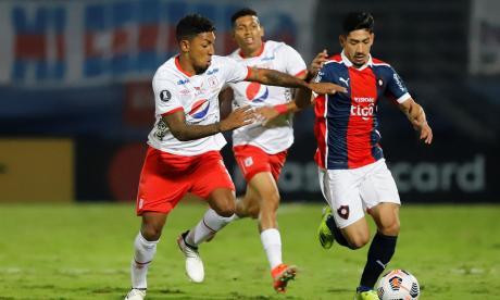 Cerro Porteño vs. América por la Copa Libertadores