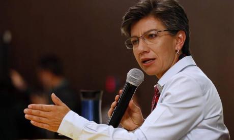 Claudia López entrega a la ONU informe sobre violaciones de DD.HH.