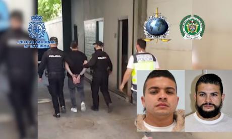 Detienen en Madrid a sicario colombiano buscado por más de cien homicidios
