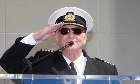 'El crucero del amor' se quedó sin su icónico capitán Gavin MacLeod
