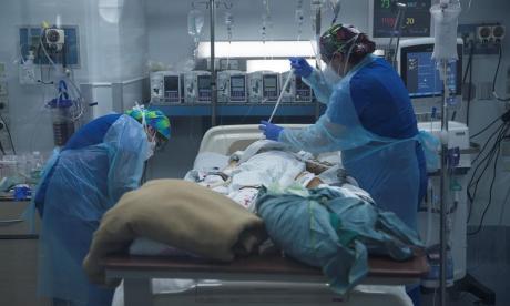 En un solo día el INS reportó para el Magdalena 1.049 casos de Covid-19
