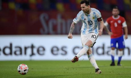 Declaraciones de Lionel Messi sobre el Argentina vs. Chile por Eliminatorias