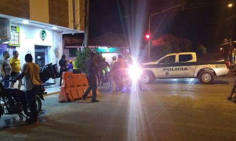Policía fue atacado a bala en un estadero público de Montelíbano