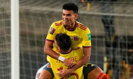 """Podemos hacer un gran partido ante Argentina"": Luis Díaz"