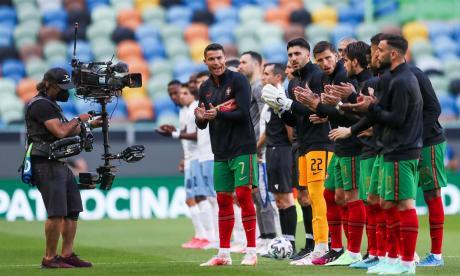 Cristiano Ronaldo motivado para la Eurocopa 2021 con Portugal