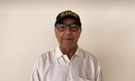 Alcalde de Cartagena, William Dau, superó la covid-19