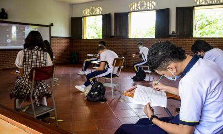 En Barranquilla, clases se retoman de forma virtual desde este martes