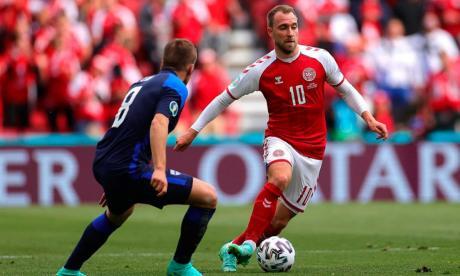 "UEFA, segura de que trató ""con máximo respeto"" caso desvanecimiento Eriksen"