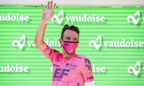 Rigoberto Urán, la carta del Education First para el Tour de Francia