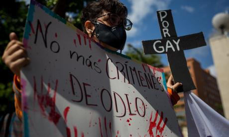 Desde 2020 han asesinado a 98 personas Lgbti en Colombia