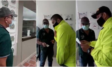 Director de Sijin en Medellín es separado del cargo por supuesta captura de alias Manolo