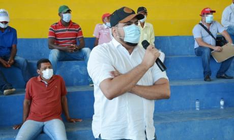 Defensor de Sucre denuncia nuevas amenazas en su contra