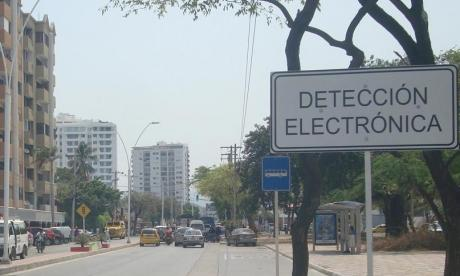 En Santa Marta, la Personería pidió la suspensión de cámaras de fotomultas