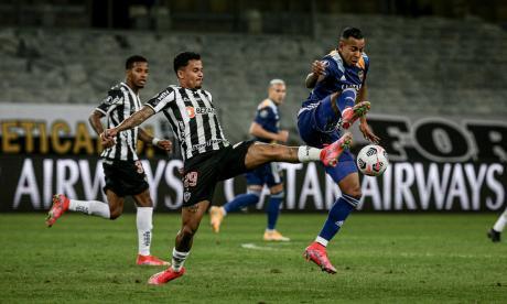 Atlético Mineiro, a cuartos en penales, tras eliminar a Boca Juniors