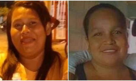 Dos mujeres muertas y tres heridos en hechos aislados en Ciénaga