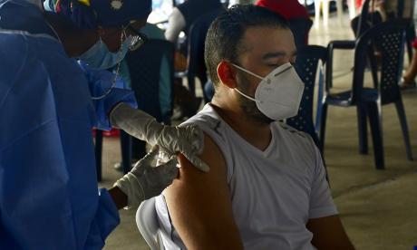 Barranquilla avanza en plan de vacunación con el 50,7% de inmunizados