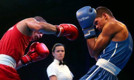 Barranquilla, sede del Campeonato Continental Élite de Boxeo