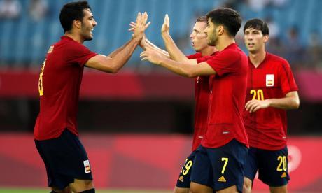 España, a semifinales por cuarta vez en unos Juegos Olímpicos