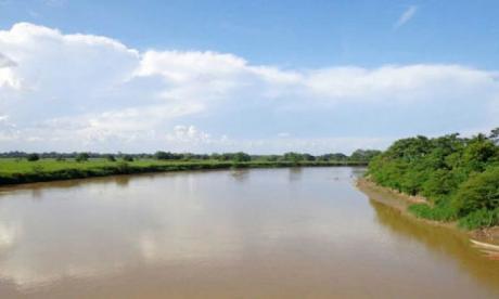 Alerta roja en el San Jorge por incremento en el nivel de las aguas