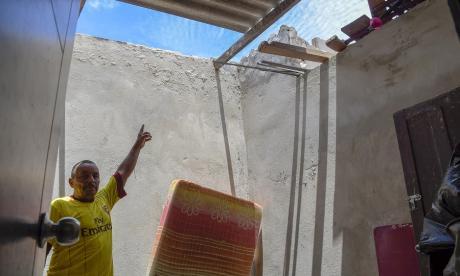 Vendaval deja más de 50 casas afectadas en 3 barrios de Soledad