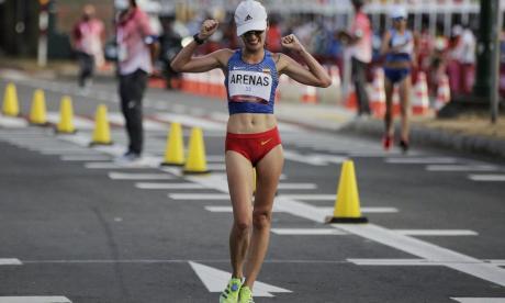La marcha atlética, el deporte que le regaló una medalla de plata a Colombia en los Juegos Olímpicos
