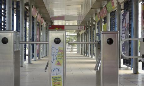 Bancos liberaron recursos a operadores de Transmetro