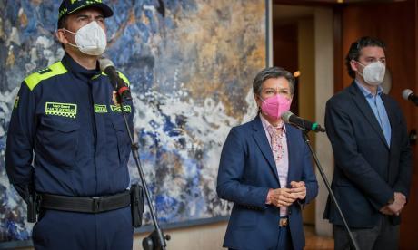 Comando de Policía y Migración de Bogotá sigue generando polémica