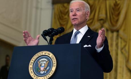 """Biden dice que evacuación de Kabul es """"de las más difíciles de la historia"""""""