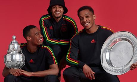 Ajax de Holanda rinde homenaje a Bob Marley en el aniversario 40 de su muerte