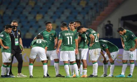 Bolivia presenta su nómina en la triple fecha, en la que se enfrentará a Colombia