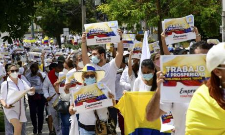 Este jueves habrá manifestaciones en Barranquilla